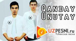 Qanday Unutay