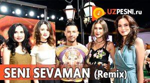 DJ Piligrim - Seni Sevaman (Remix)