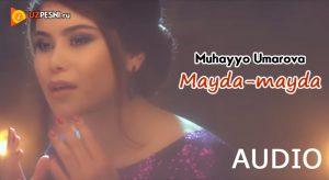 Muhayyo Umarova - Mayda-mayda [2018]