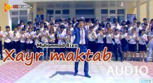 Muhammad Rizo - Xayr maktab
