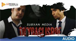 Subxan media - To'ydagi isrof drammasi (2019)