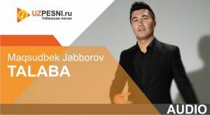 Maqsudbek Jabborov - Talaba
