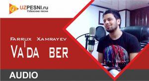 Farrux Xamrayev - Va'da ber