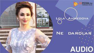Lola Ahmedova