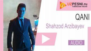 Shahzod Arzibayev