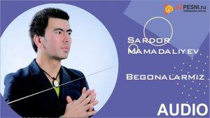 Sardor Mamadaliyev - Begonalarmiz (2019)