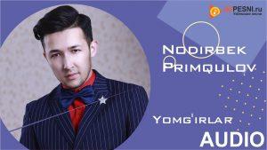 Nodirbek Primqulov