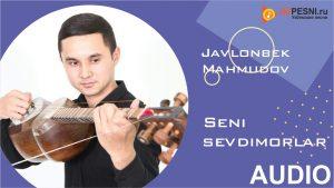 Javlonbek Mahmudov - Seni sevdim