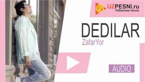 ZafarYor - Dedilar (2020)