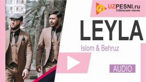 Islom & Behruz